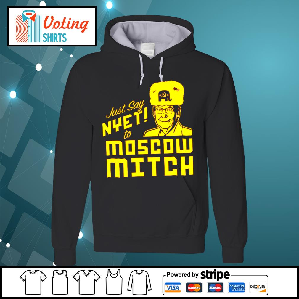 Kentucky Democratic just say nyet to Moscow Mitch s hoodie