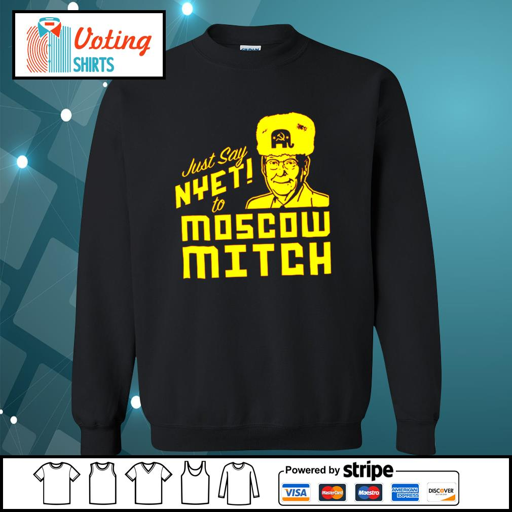 Kentucky Democratic just say nyet to Moscow Mitch s sweater