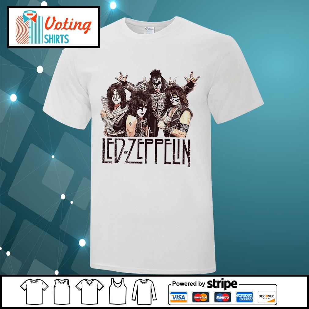 Led-Zeppelin Babydoll shirt