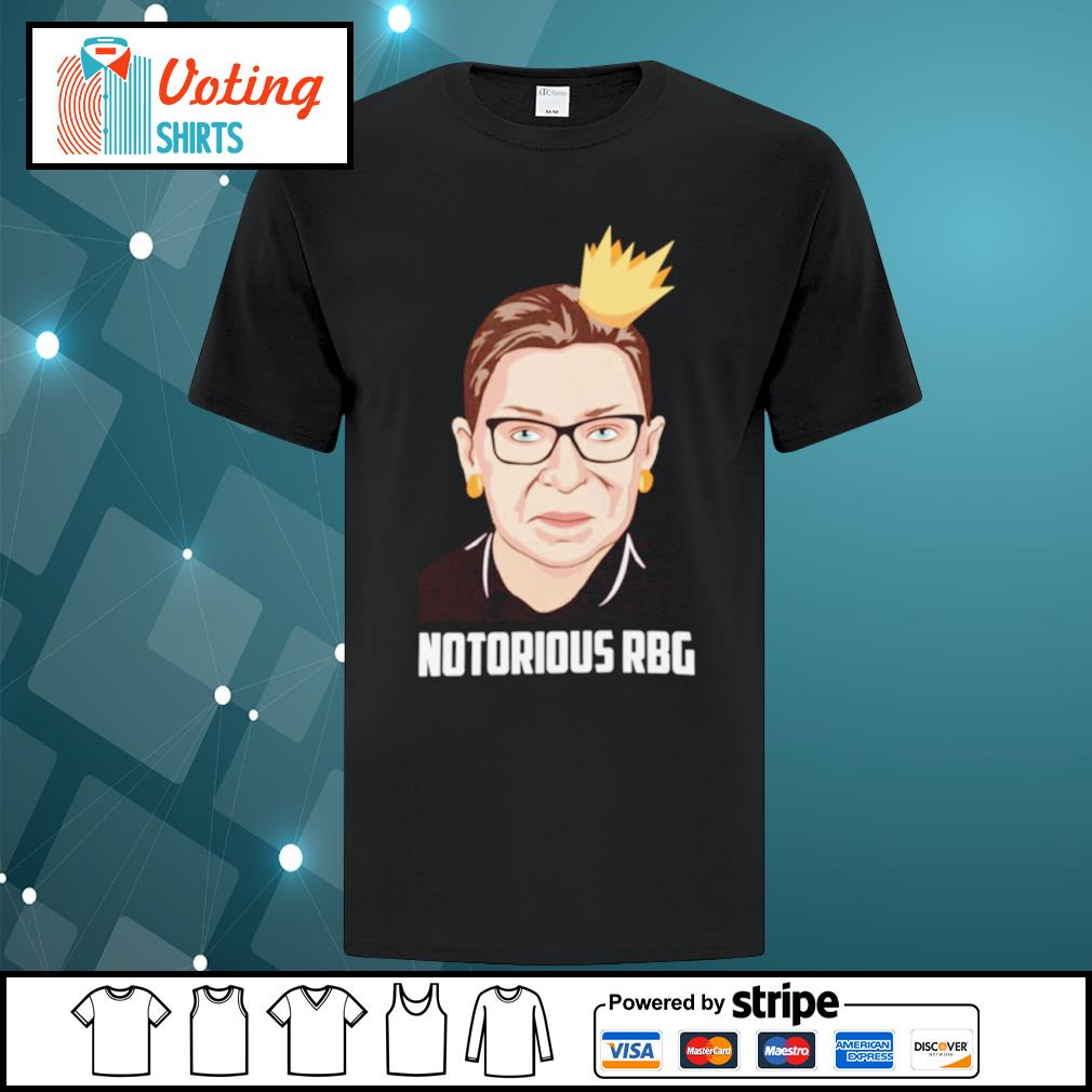 Notorious RBG Ruth Bader Ginsburg love shirt