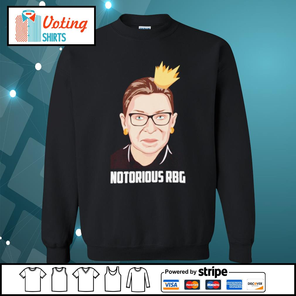 Notorious RBG Ruth Bader Ginsburg love s sweater