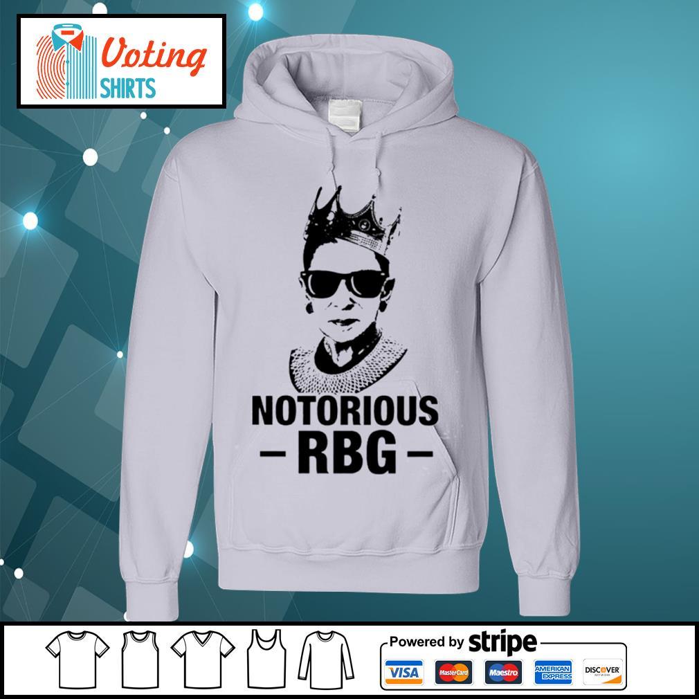 Notorious RBG Ruth Bader Ginsburg nice s hoodie