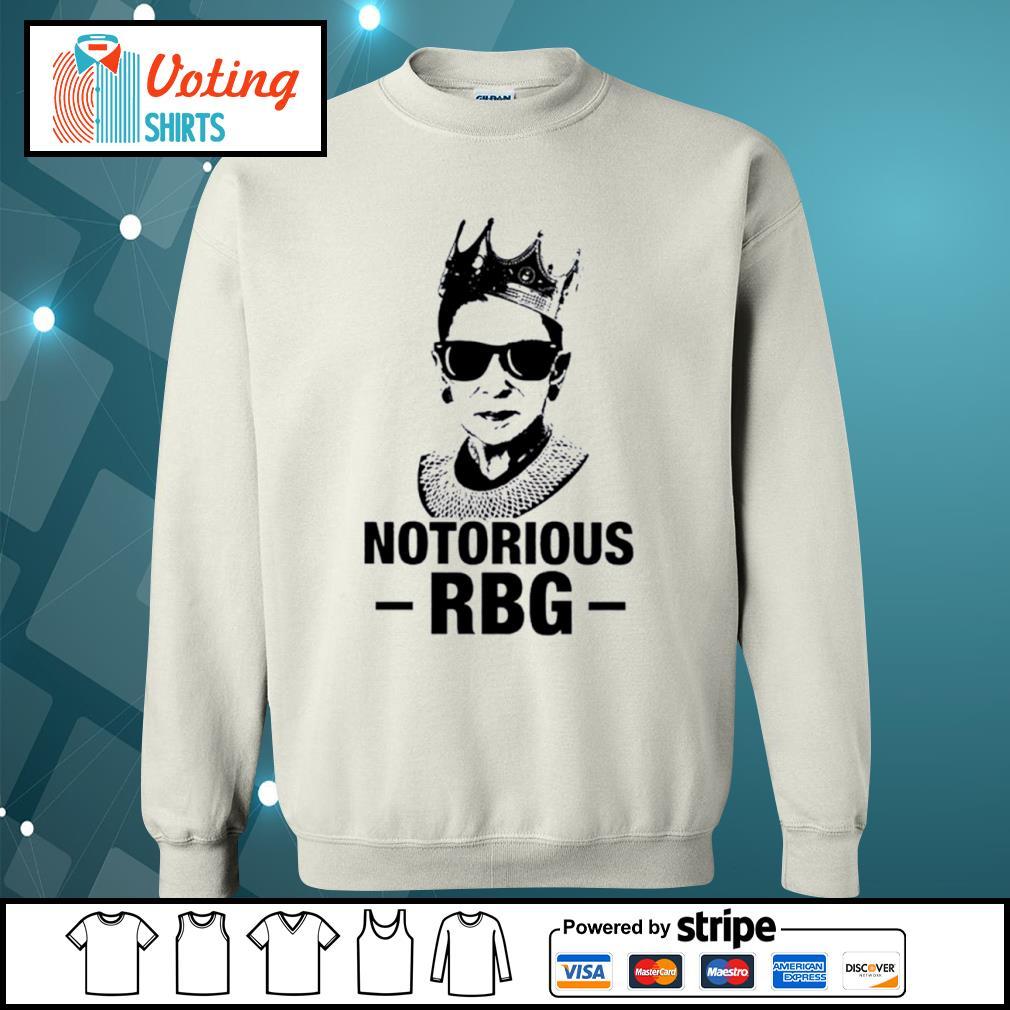 Notorious RBG Ruth Bader Ginsburg nice s sweater