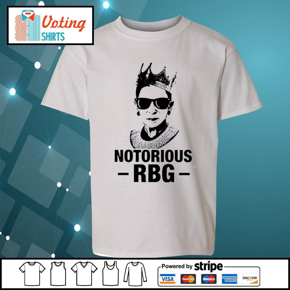 Notorious RBG Ruth Bader Ginsburg nice s youth-tee