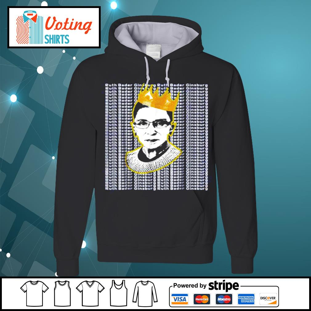 Notorious RBG Ruth Bader Ginsburg RBG fighting s hoodie