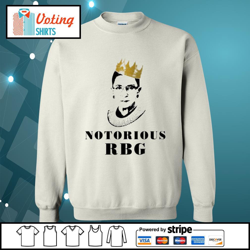 Notorious RBG Ruth Bader Ginsburg s sweater