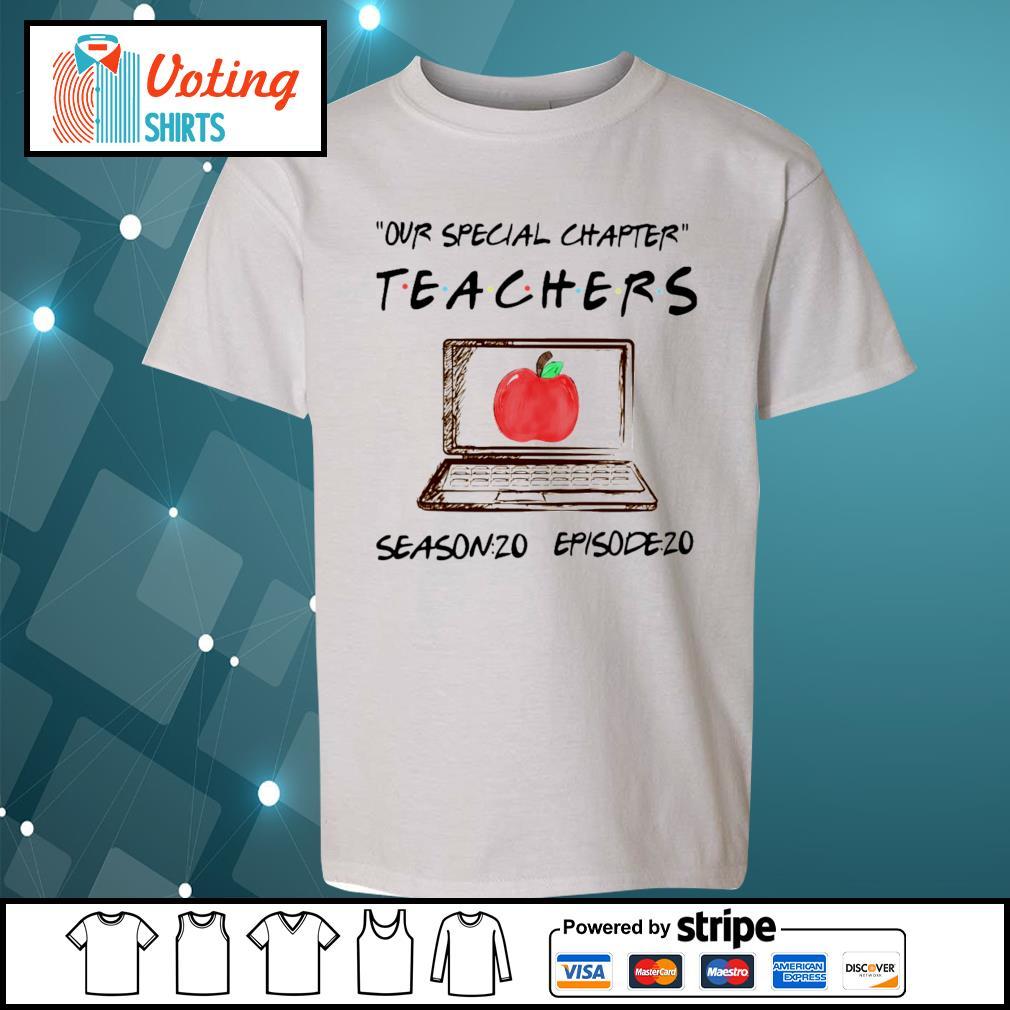 Our special chapter teachers season 20 episode 20 s youth-tee
