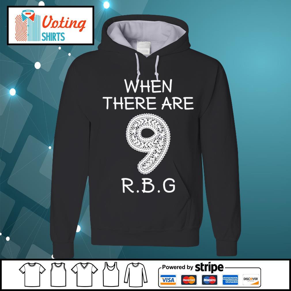 Ruth Bader Ginsburg 9 RBG s hoodie