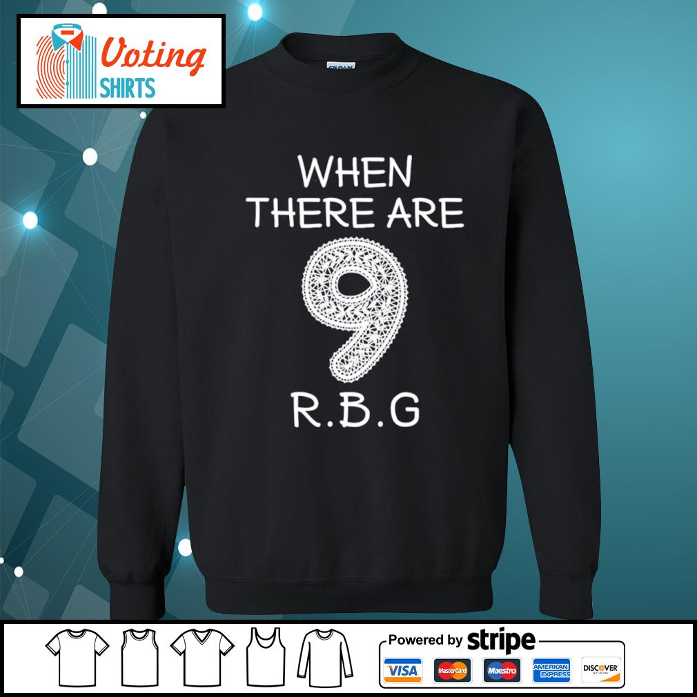 Ruth Bader Ginsburg 9 RBG s sweater
