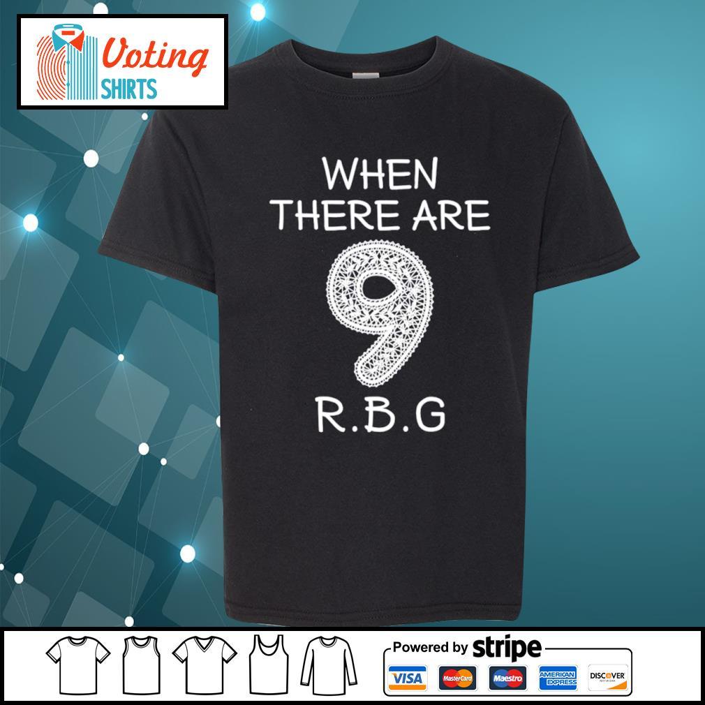 Ruth Bader Ginsburg 9 RBG s youth-tee