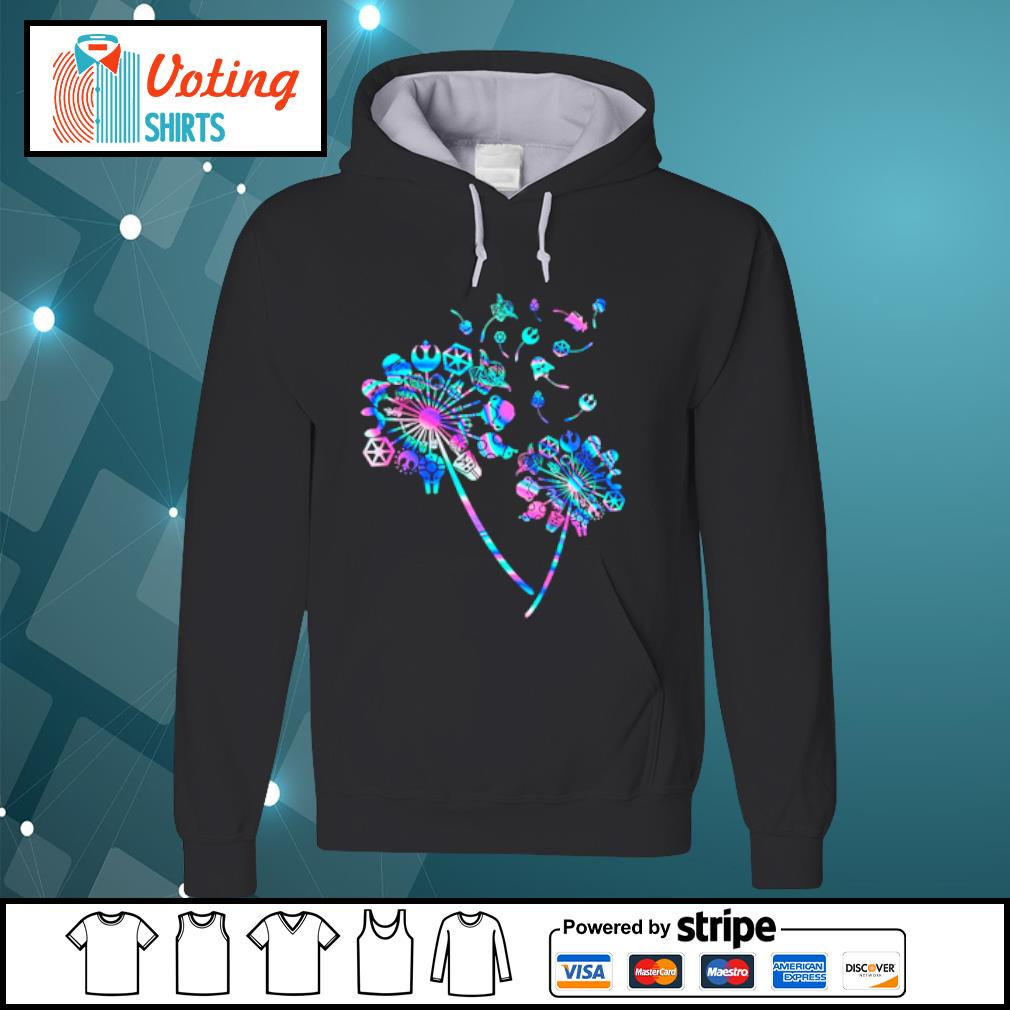 Star Wars Dandelion flowers s hoodie