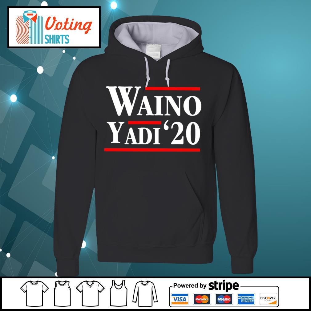 Waino Yadi 2020 s hoodie