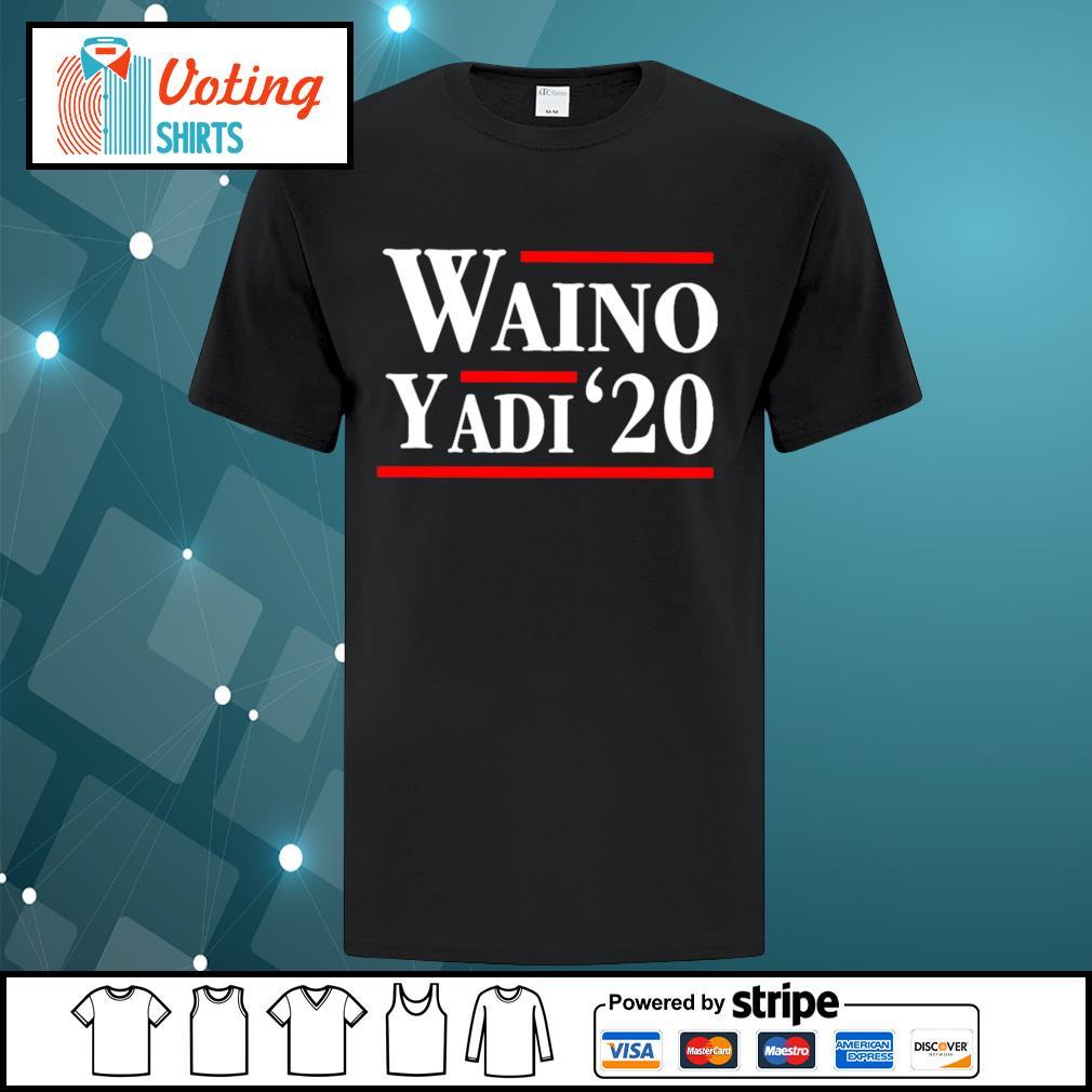 Waino Yadi 2020 shirt