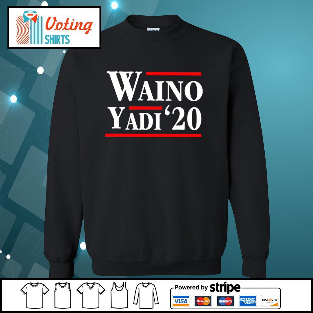 Waino Yadi 2020 s sweater