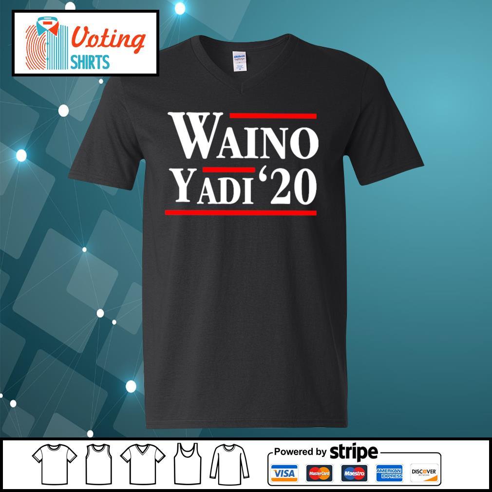Waino Yadi 2020 s v-neck-t-shirt