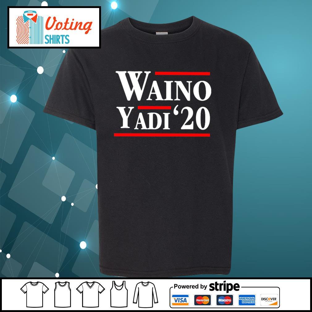 Waino Yadi 2020 s youth-tee