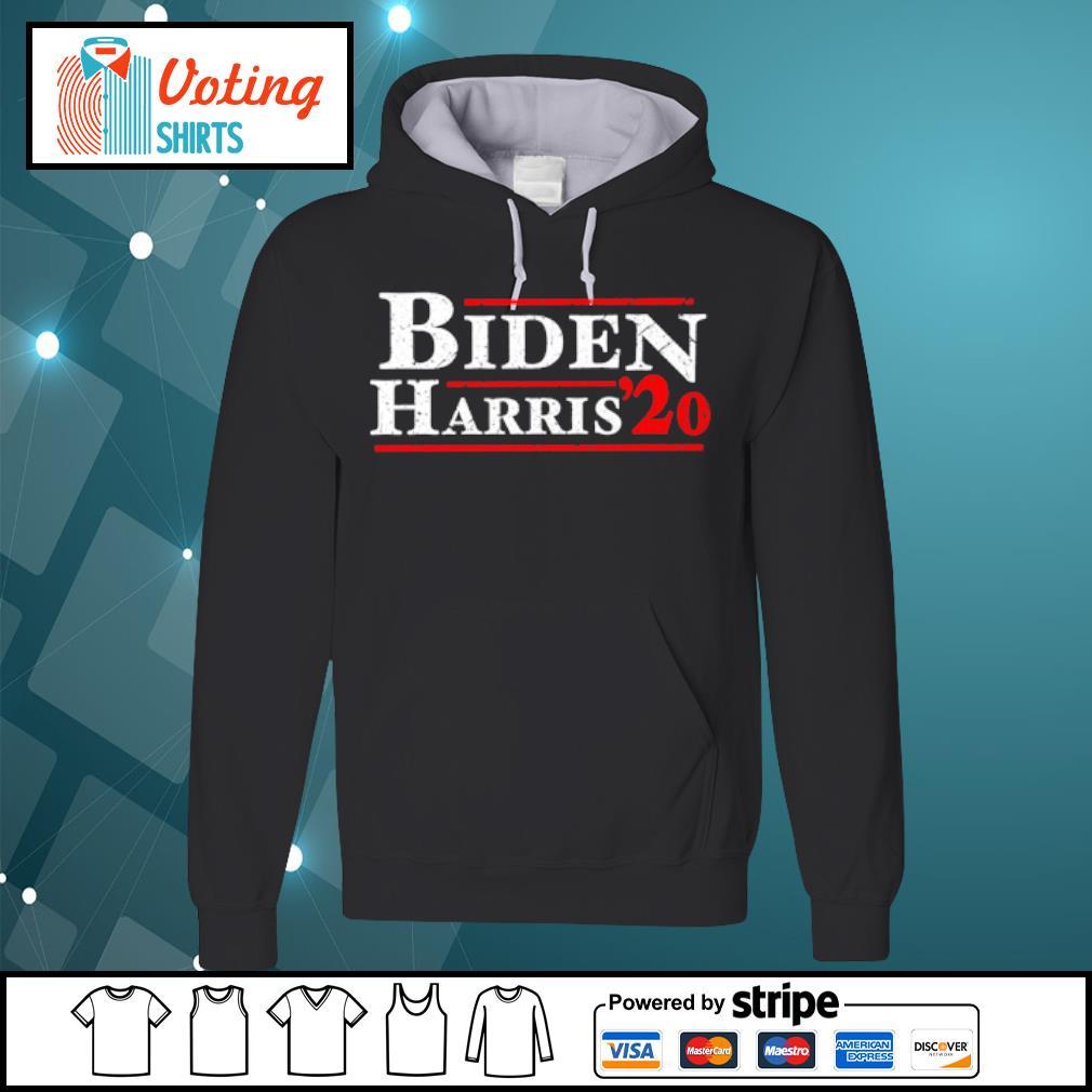 Biden Harris 2020 Biden for President s hoodie
