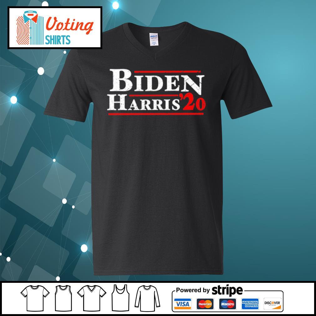 Biden Harris 2020 Biden for President s v-neck-t-shirt
