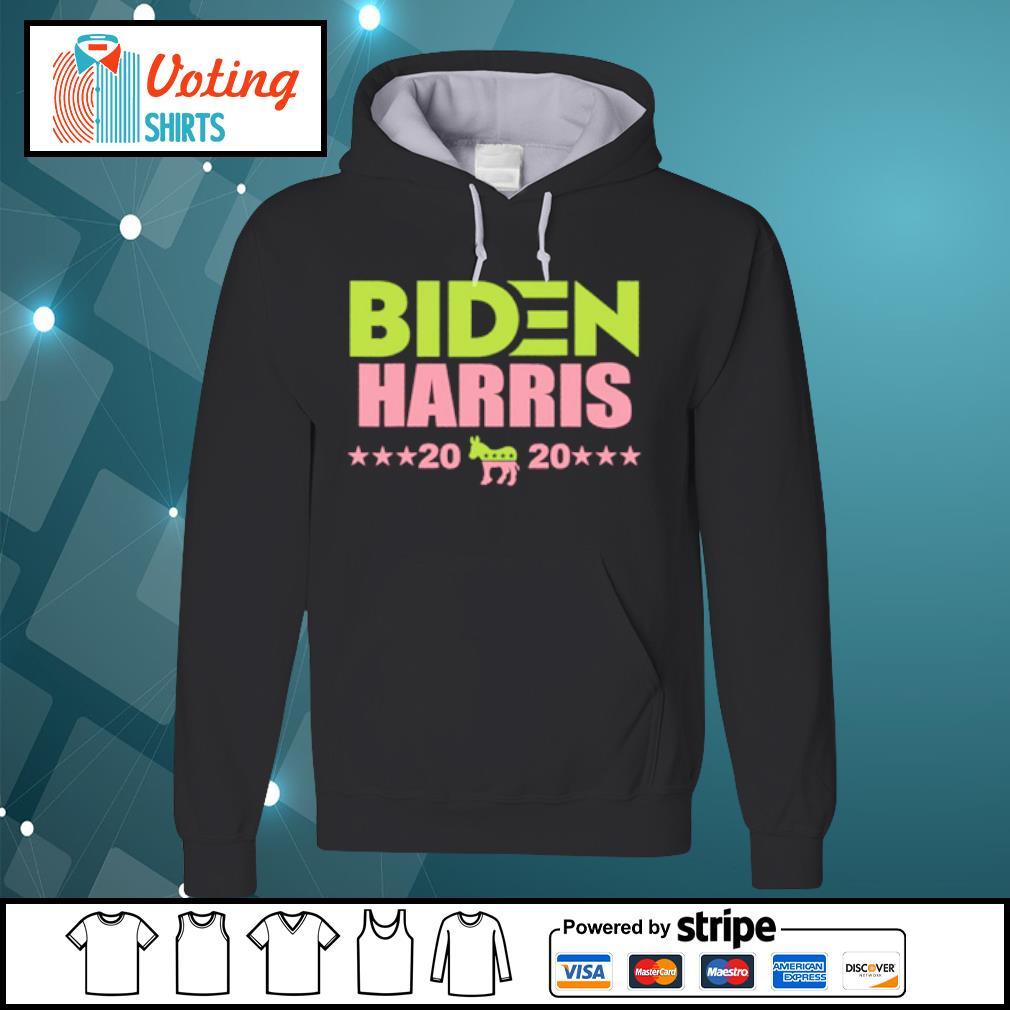 Biden Harris 2020 Joe Biden Kamala Harris 2020 s hoodie