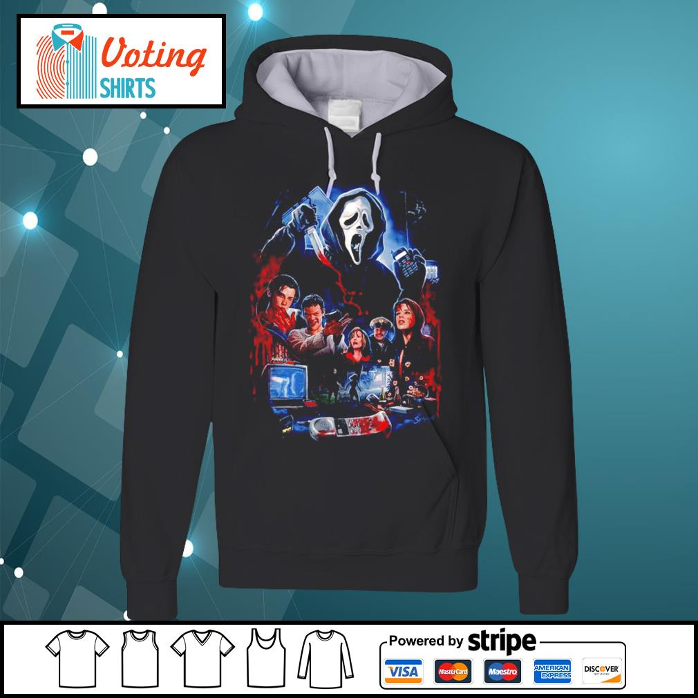 Don't you blame the movies s hoodie