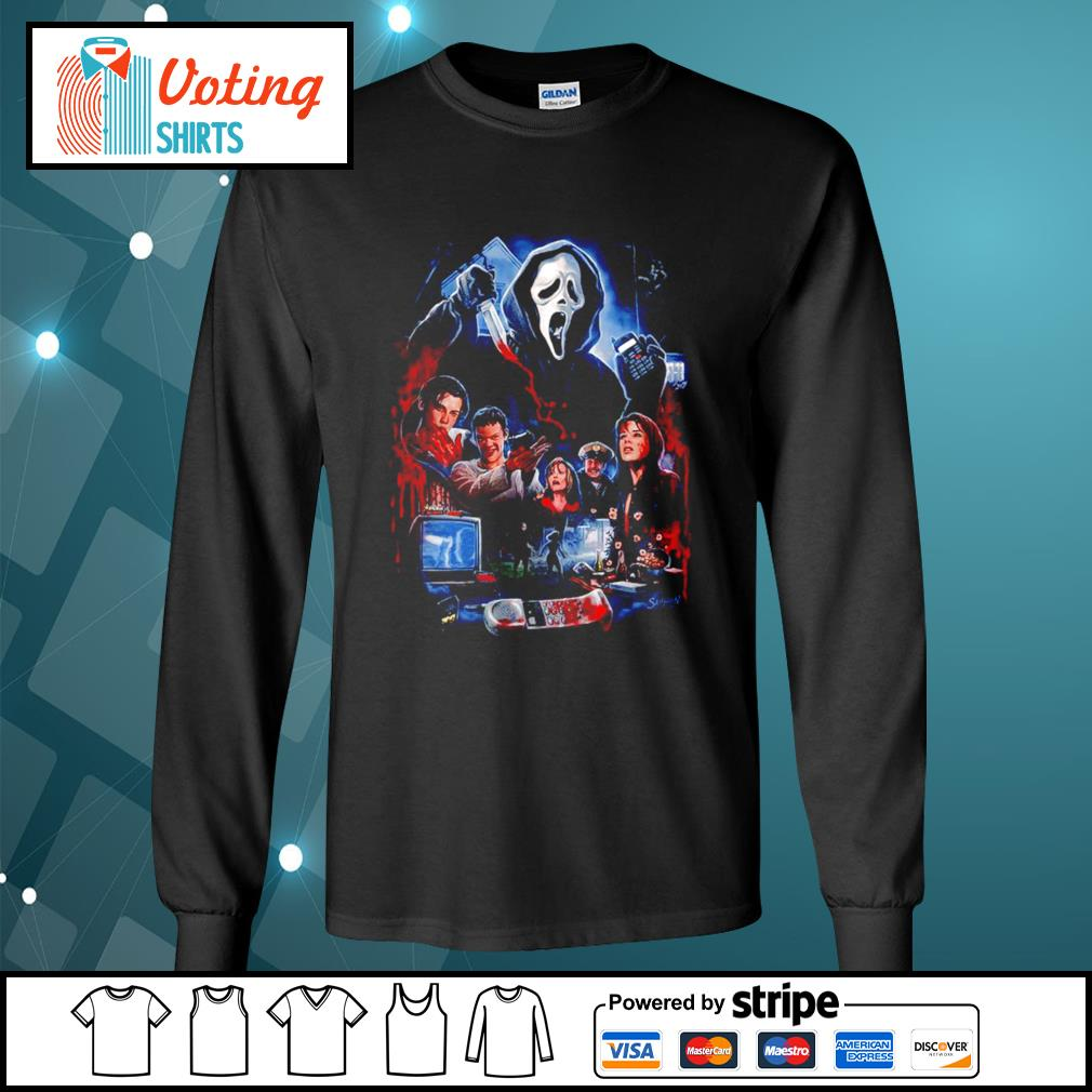 Don't you blame the movies s longsleeve-tee