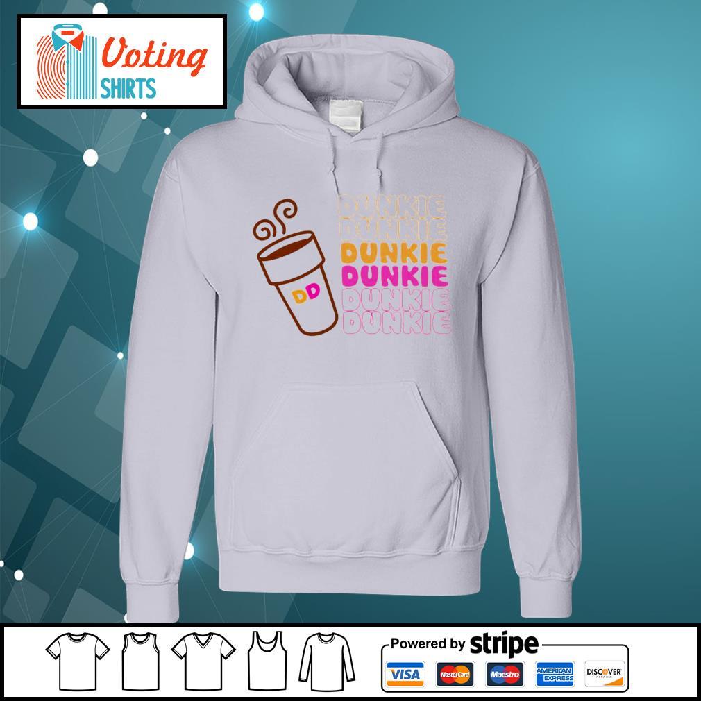Dunkie Junkie Coffee s hoodie