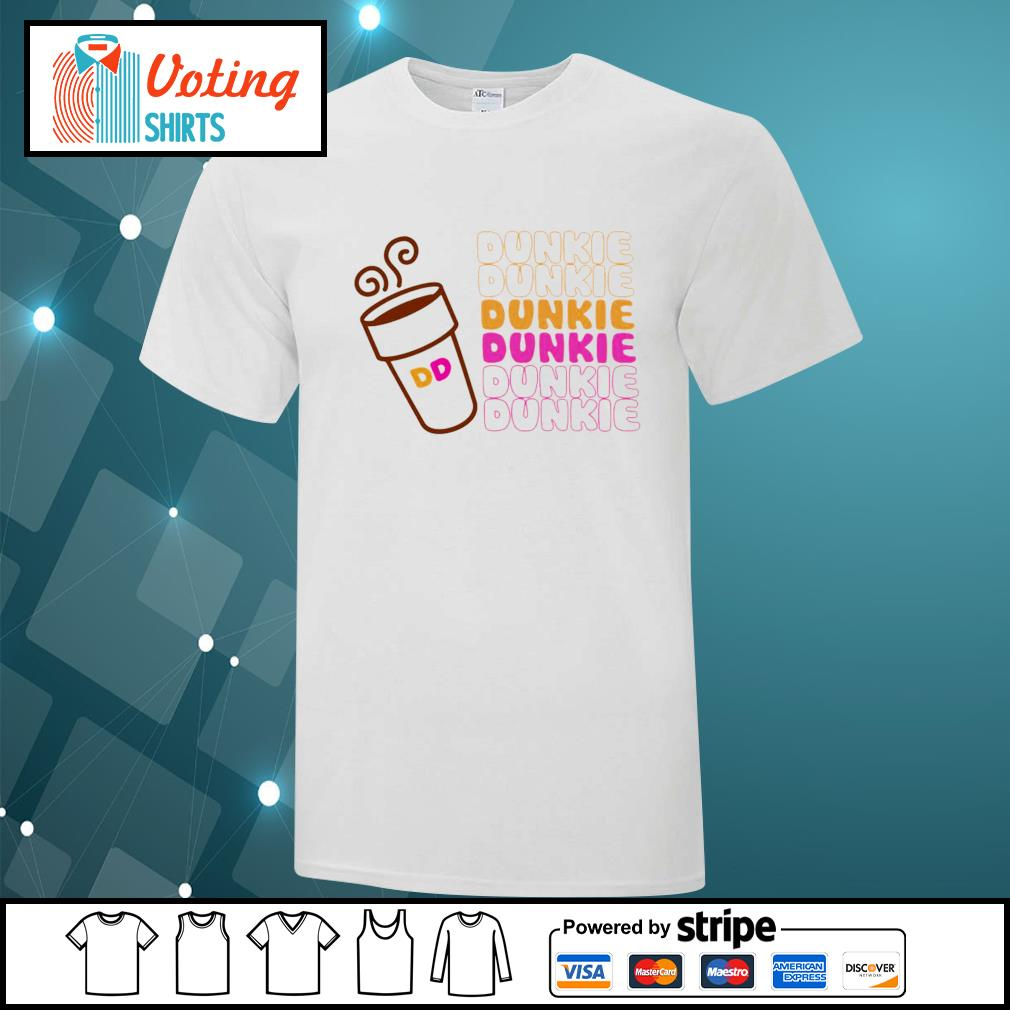 Dunkie Junkie Coffee shirt