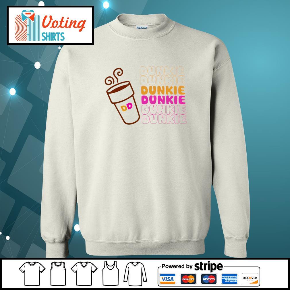 Dunkie Junkie Coffee s sweater
