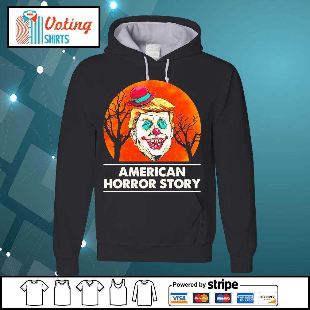 Halloween Donald Trump American horror story blood moon s hoodie