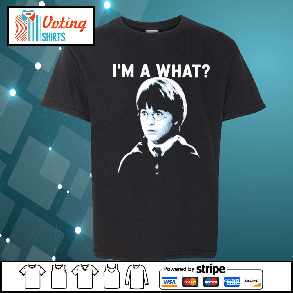 Harry Potter I'm a what s youth-tee
