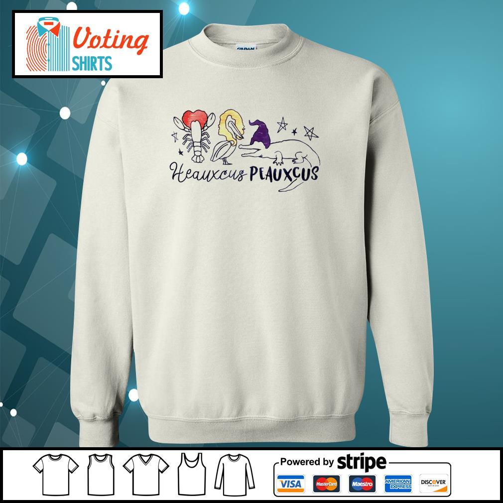 Heauxcus peauxcus s sweater
