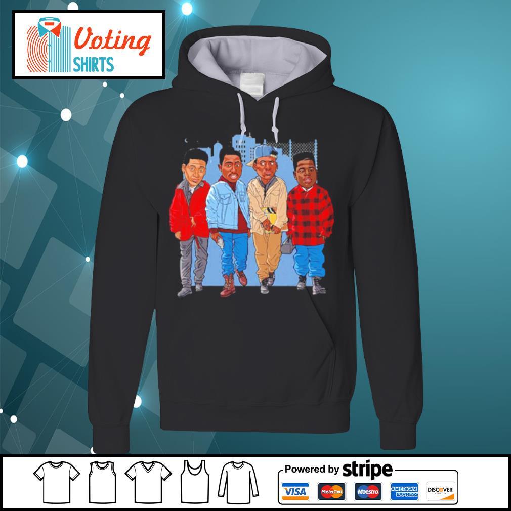 Juice 90s movie cartoon s hoodie