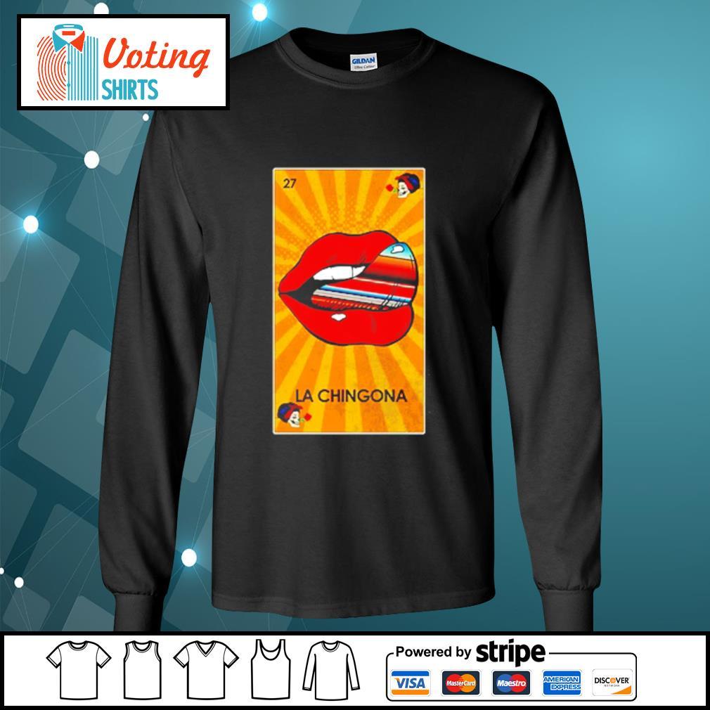 Lip La Chingona OG Ltd s longsleeve-tee