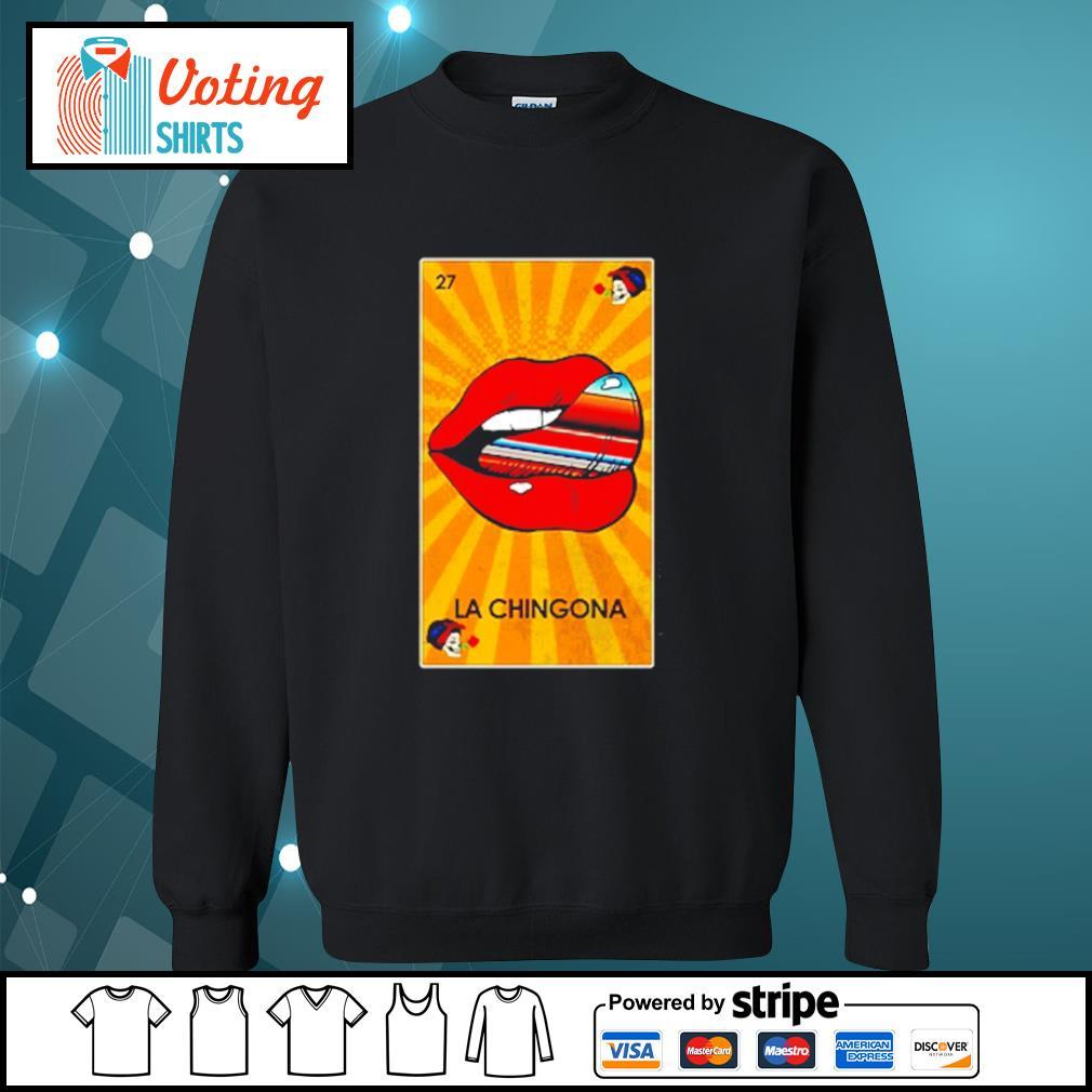 Lip La Chingona OG Ltd s sweater