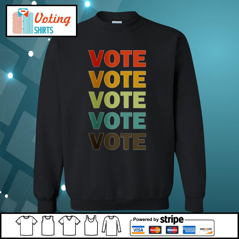 Nasty Women vote vote vote 2020 Biden Harris s sweater