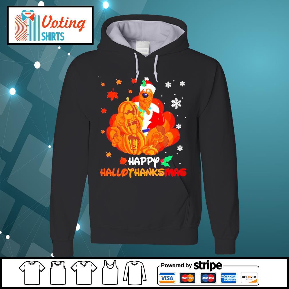Scooby-Doo Happy Hallothanksmas s hoodie