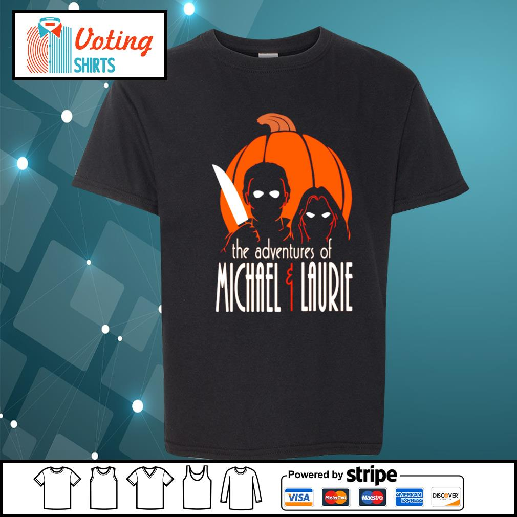 The adventures of Michael and Laurie s youth-tee