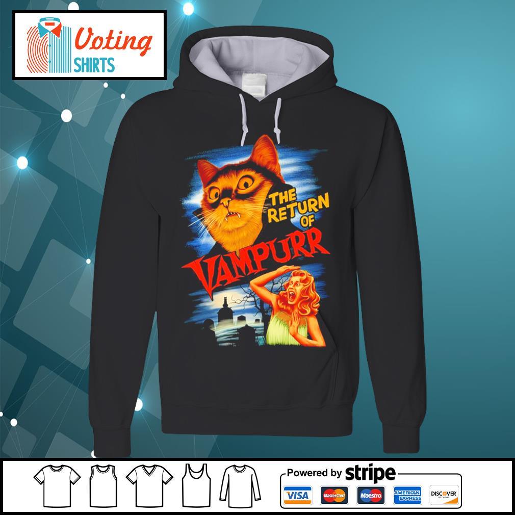 The return of Vampurr s hoodie