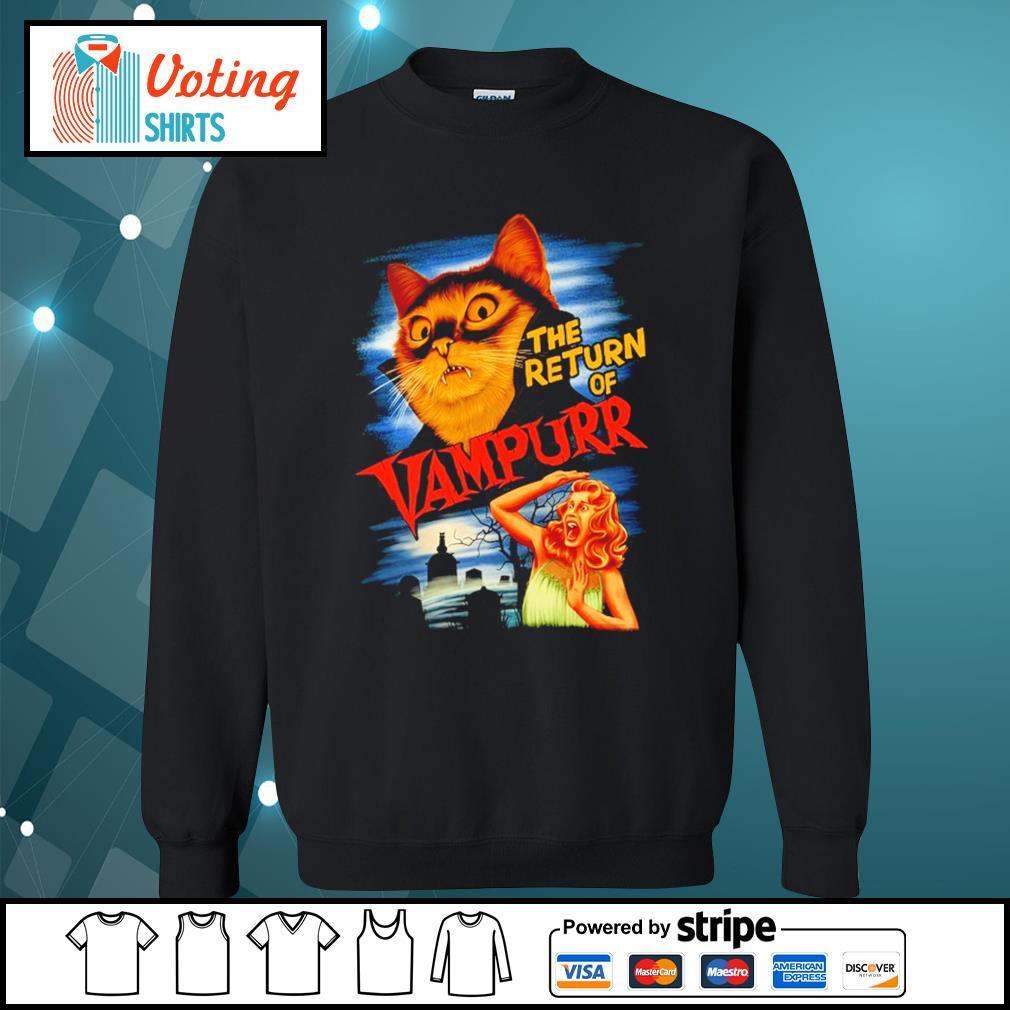 The return of Vampurr s sweater
