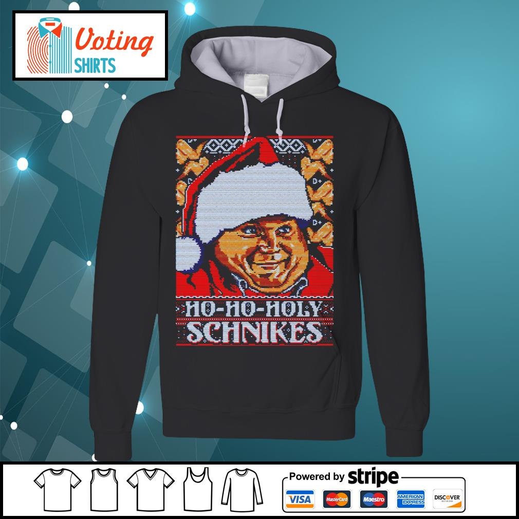 Tommy Boy Ho Ho Holy schnikes ugly Christmas s hoodie