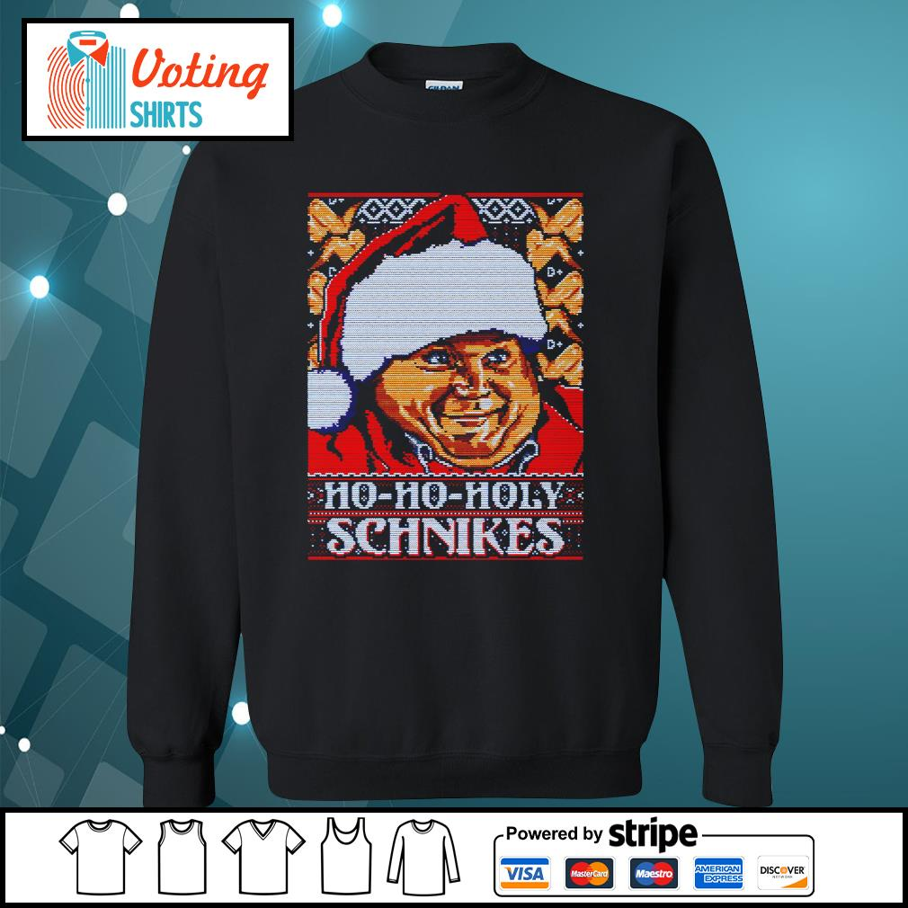 Tommy Boy Ho Ho Holy schnikes ugly Christmas s sweater