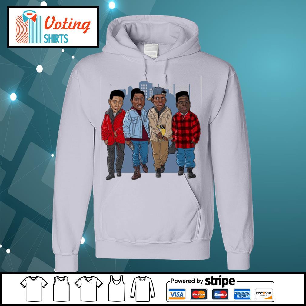 Tupac Cartoon s hoodie
