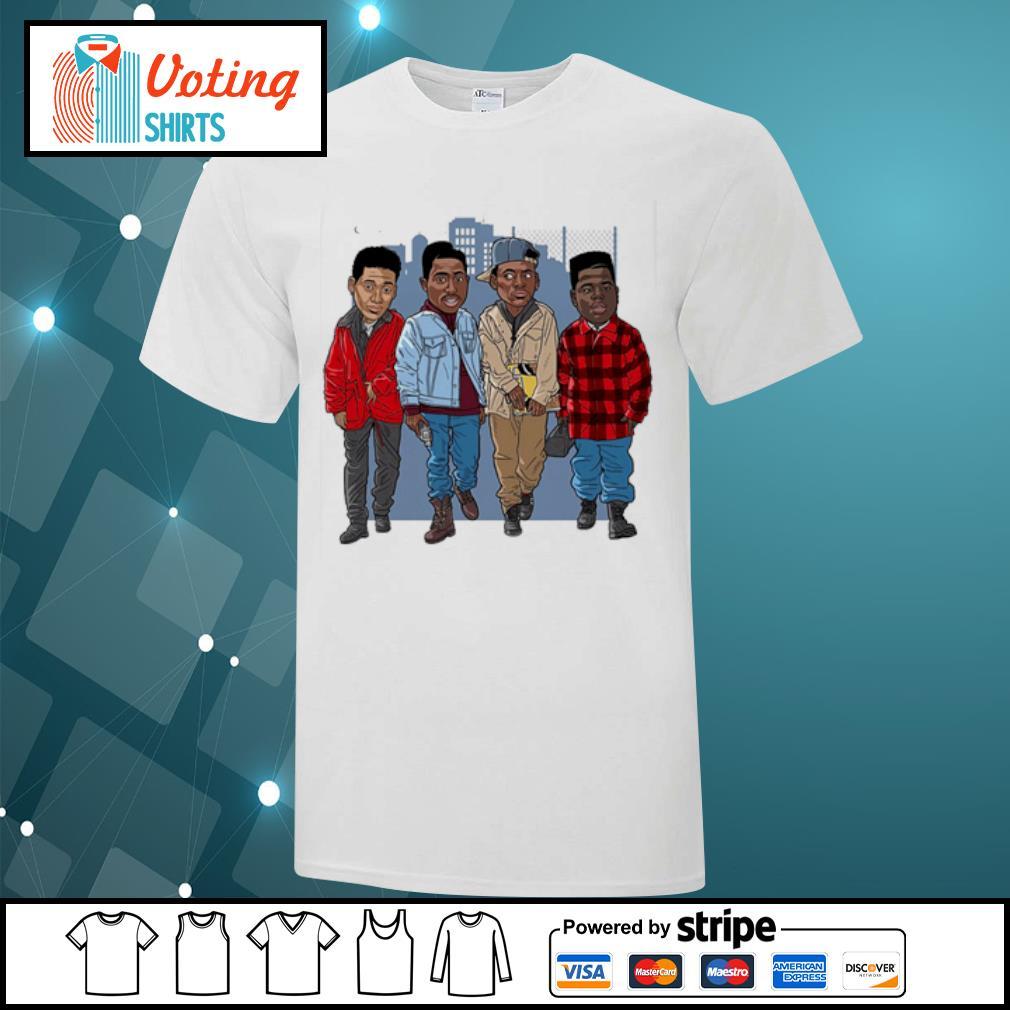 Tupac Cartoon shirt