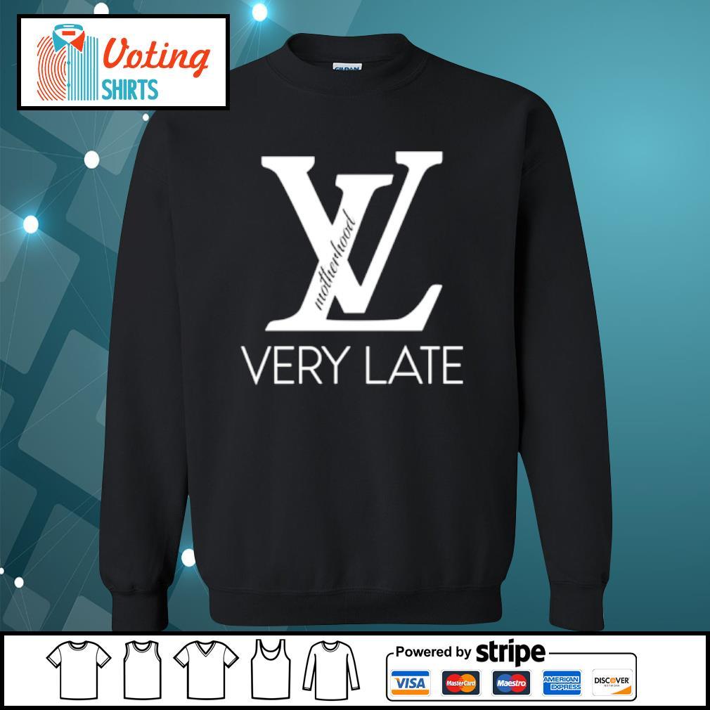 VL very late motherhood s sweater