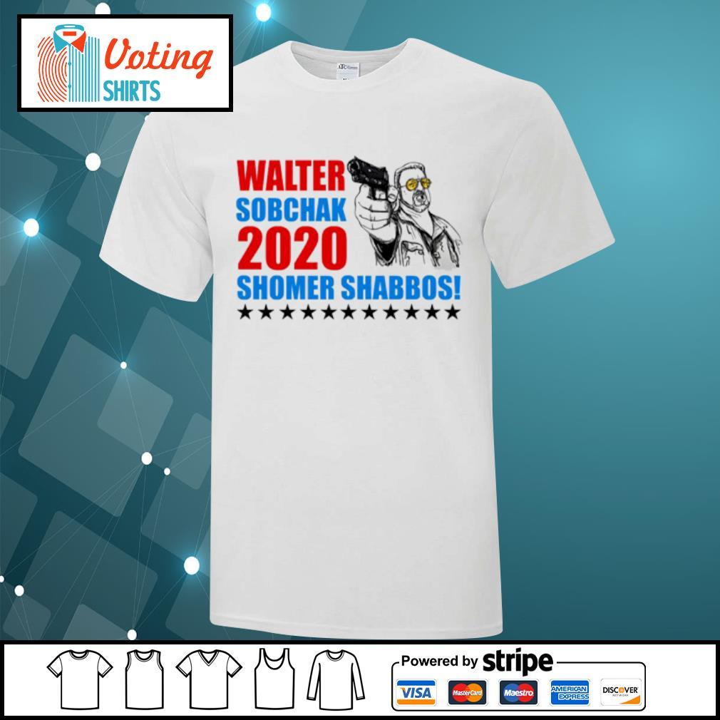 Walter Sobchak 2020 Shomer Shabbos shirt