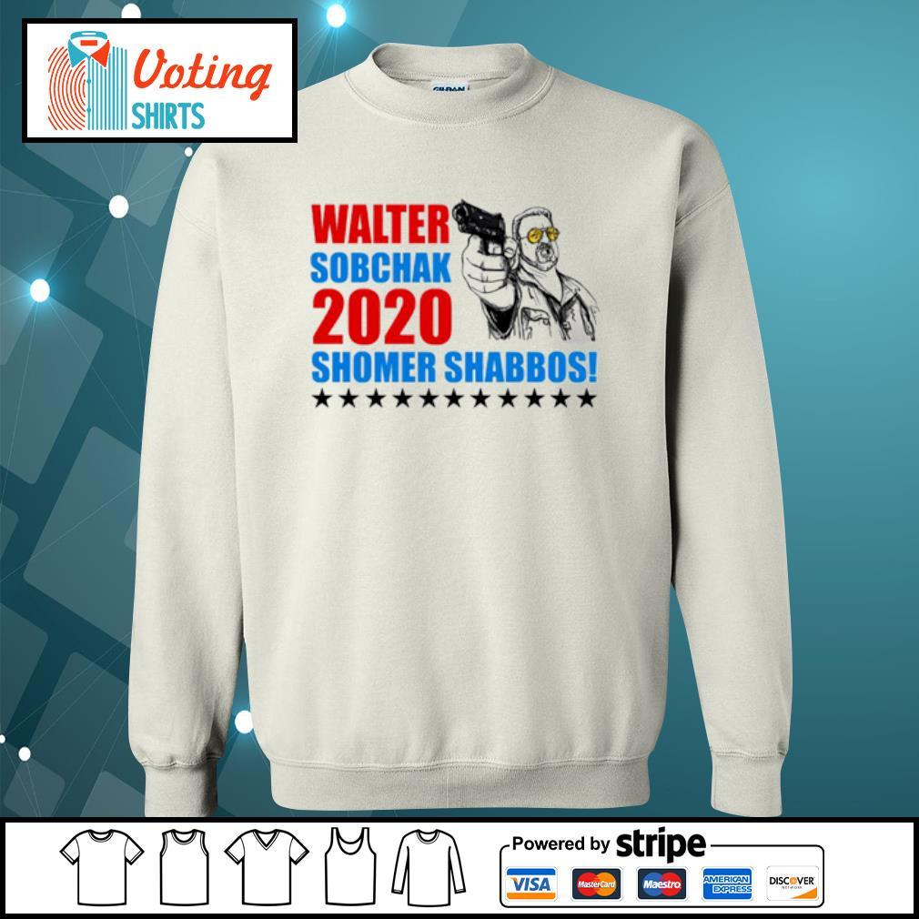 Walter Sobchak 2020 Shomer Shabbos s sweater