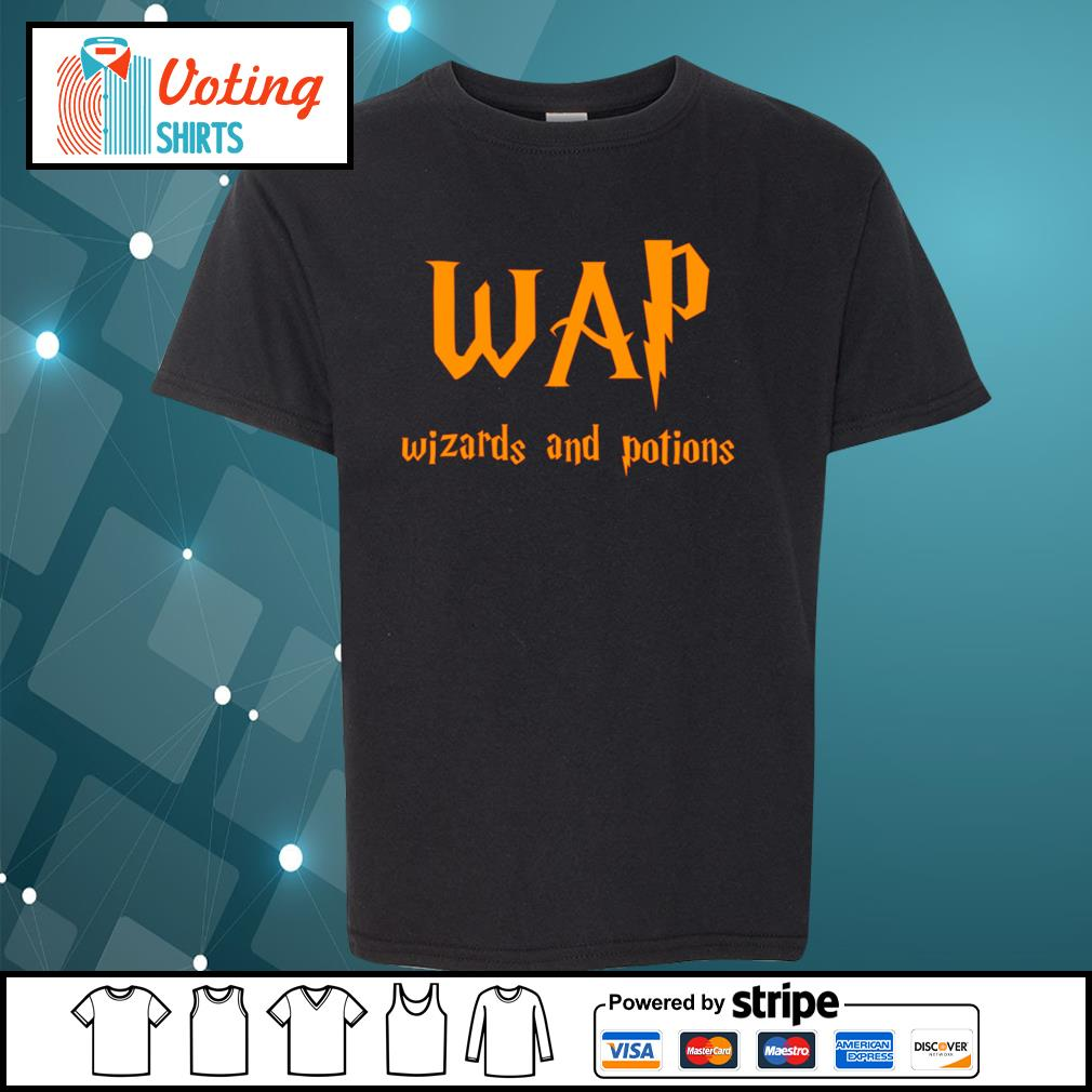 Wap wizards and potions s youth-tee