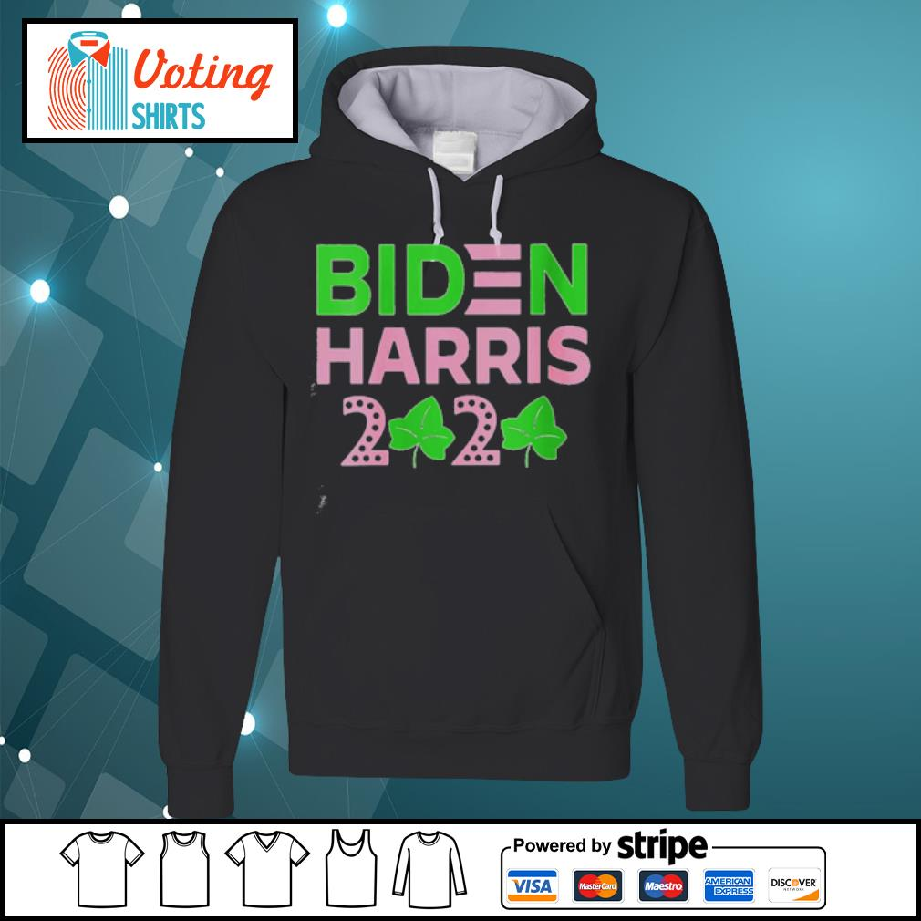 Womens Biden Harris aka Sorority 2020 s hoodie
