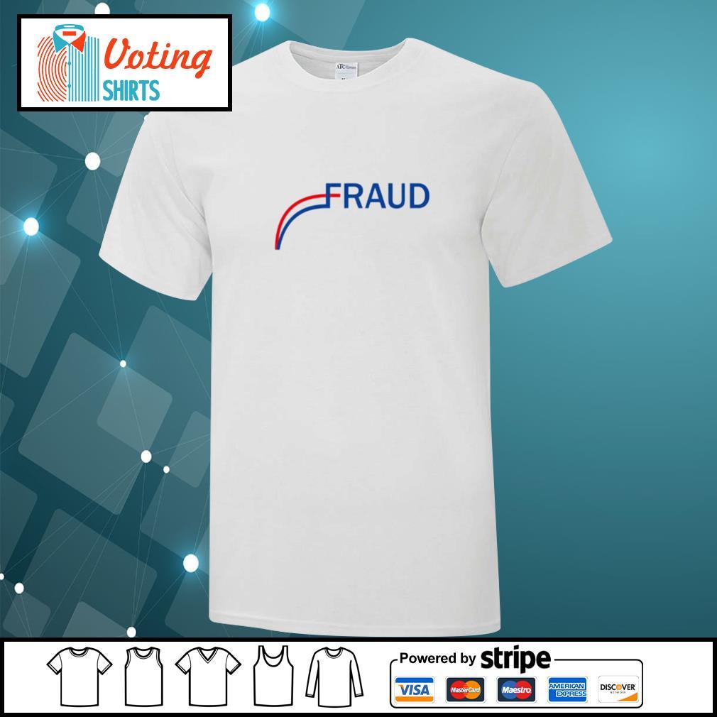 Joe Biden Fraud T-shirt